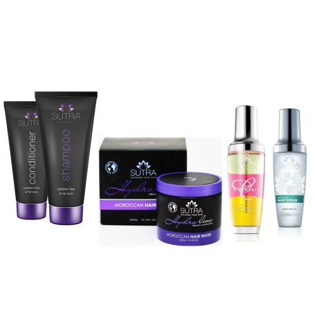 Sutra Beauty Ultimate Hair Care 5pc Collection Set