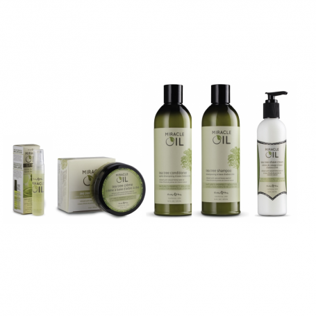 Earthly Body Miracle Oil Tea Tree Lover's Collection