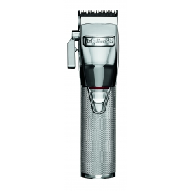 Babyliss PRO Silver FX Cordless Clipper (FX870S)