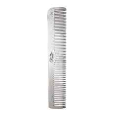 Krest Aluminum Metal Graduated Dressing Comb (No. 91)