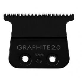 BaByliss PRO Fine Tooth Graphite Replacement Blade (FX707B)