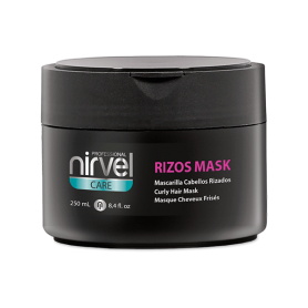 Nirvel Professional Rizos Curly Hair Mask  (250ml/8.4oz)