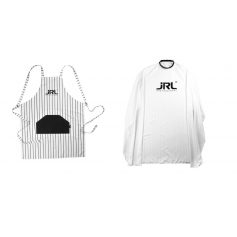 JRL SET (Professional Shop Apron + Professional Cutting Cape)