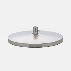 Daylight Premium Slimline Table Base