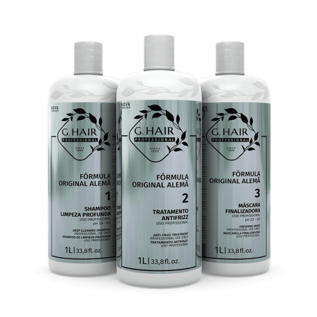 G.Hair Original Formula Smoothing Treatment Kit