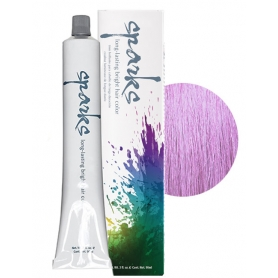 Sparks Long Lasting Vibrant Hair Color - La La Lavender