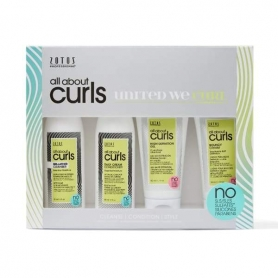 All About Curls Starter Kit