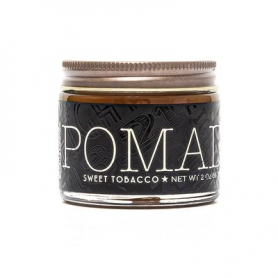 18.21 Man Made Sweet Tobacco Medium Hold High Shine Pomade (2oz)