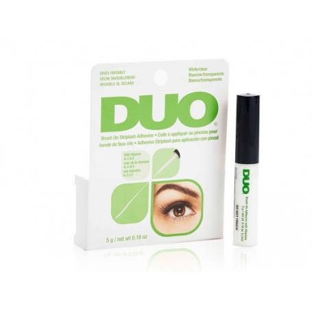 ARDELL DUO Brush-on Adhesive - Clear (5g/0.18oz)