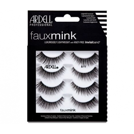 ARDELL Faux Mink 811 Lashes - 4 pack