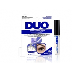 DUO Quick-Set Lash Adhesive - Clear (5g/0.18oz)