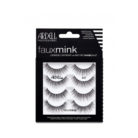 ARDELL Professional Faux Mink 817 Lashes - 4 pairs