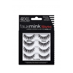 ARDELL Professional Faux Mink Wispies - 4 pairs