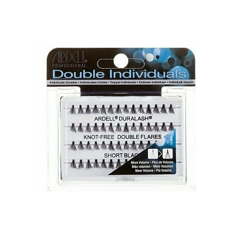 ARDELL Professional Double Up Duralash Naturals Knot-Free Individual Lashes - Short