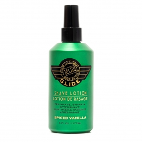 18.21 Man Made Spiced Vanilla Glide Shave Lotion (177ml/6oz)