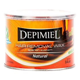 Depimiel Natural Hard Wax - 14 oz. Can