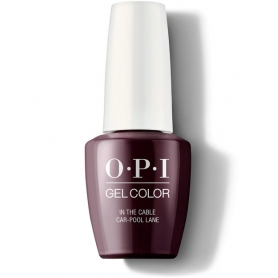 OPI Gel Color - In The Cable Car-Pool Lane (15ml/0.5oz)