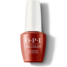OPI Gel Color - Now Museum, Now You Don't (15ml/0.5oz)