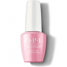 OPI Gel Color - Lima Tell You About This Color (15ml/0.5oz)