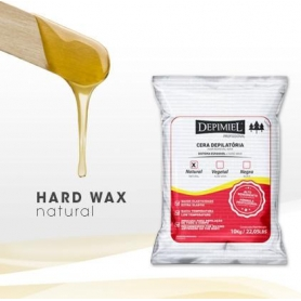 Depimiel Natural Hard Wax Bag - 22.05 lbs