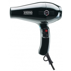 GammaPiu 3500 Hair Dryer - Black