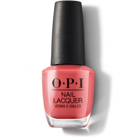 OPI Nail Lacquer - My Address Is Hollywood (15ml/0.5oz)