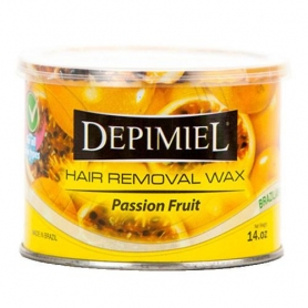 Depimiel Passion Fruit Soft Wax 14oz Can