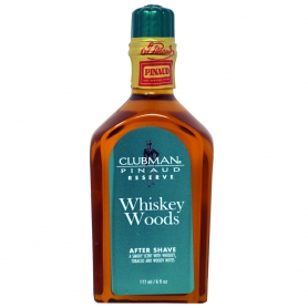Clubman Pinaud Reserve Whiskey Woods After Shave Lotion (177ml/6oz)