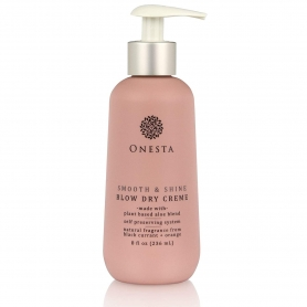 Onesta Smooth & Shine Blow Dry Cream (236ml/8oz)