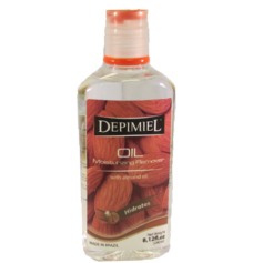 Depimiel Post Waxing Moisturizing Almond Oil Wax Remover 240ml/8.12oz