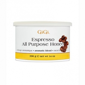 Gigi Espresso All Purpose Honee Wax (14oz/396g)