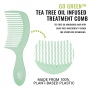 Wet Brush PRO Go Green Oil Infused Treatment Wide-Tooth Detangling Comb
