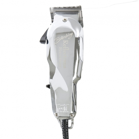 Wahl Professional Reflections Senior Clipper with Metal Housing & Chrome Lid (8501)