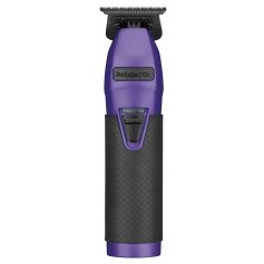 BaByliss PRO Purple  FX Outlining Cordless Trimmer - Limited Edition - Frank Soto (FX787PI)