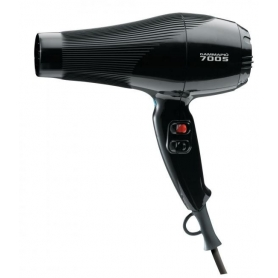 GammaPiu 7005 Hair Dryer - Black