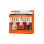 Nail Tek Restore Damaged Nails Kit (3 x 15ml pcs)