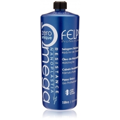 Felps Professional Omega Zerio Resistence Nanoplastia Smoothing Treatment - (1L/33.8oz)