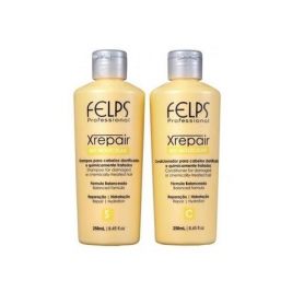 Felps Professional Xrepair Bio Molecular Repair & Hydrating Duo Kit (250ml)