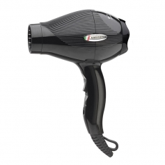 GammaPiu ETC Light Mini Travel Hair Dryer - Black