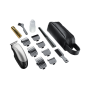 Andis Trim 'N  Go Silver & Black T-Blade Trimmer - 12 pc Kit (24870)