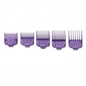 Andis 5 piece Magnetic Combs 5 Piece Guide Set (01410)