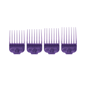 Andis Single Magnetic Large 4-Piece Comb Set (66320)