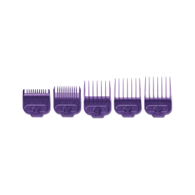 Andis Single Magnetic 5-Piece Comb Set - Small (66345)