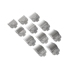 Andis Snap-On 11-Piece Blade Attachment Comb Set (66565)