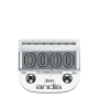 Andis Very Close Cutting Graduation Blade - Size 0000 (64074)