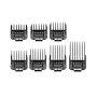 Andis 7-Piece Snap-On Blade Attachment Comb Set (01380)